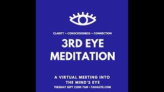 Fall Equinox Third Eye Meditation
