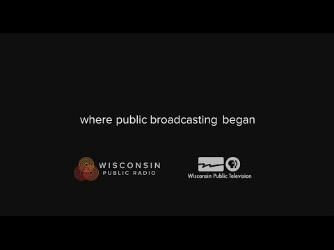 Celebrating 100 Years of Public Broadcasting In Wisconsin