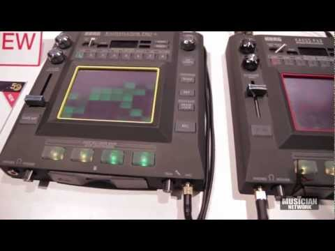 Korg - Raw Booth Footage - NAMM 2013 - TMNtv