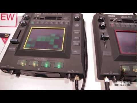 Korg - Raw Booth Footage - NAMM 2013 - TMNtv