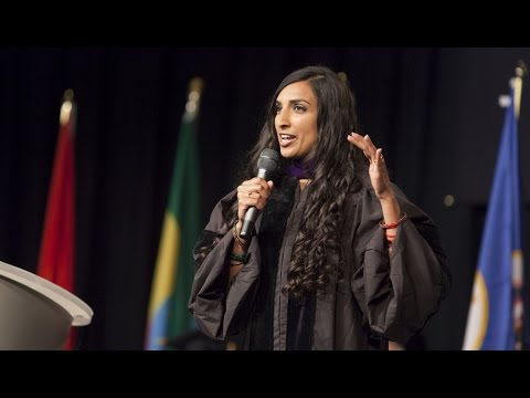 'Flare Up, Let Your Life Sing' - Valarie Kaur Delivers 2015 CSB Commencement Address