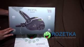 Распаковка Пылесос для сухой уборки MIRTA VCB 316 из Rozetka.com.ua + Фен Mirta в подарок!ОБЗОР