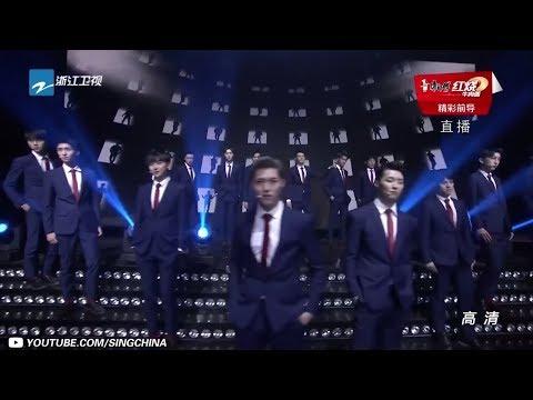 [ 纯享版 ] X玖少年团开场秀《be a man》《燃烧吧少年》X-FIRE Music Album /浙江卫视官方HD/