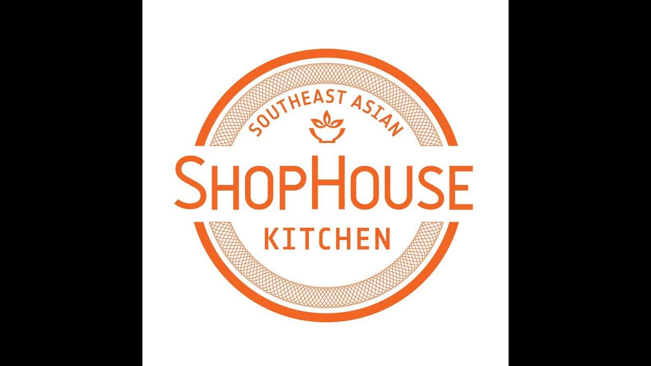 Shophouse Kitchen - YouTube