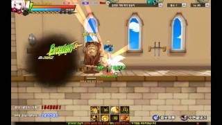 "[Elsword KR] Yama Raja ""Oath of Ruin"" title Test"