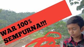 War 100% SEMPURNA-Main Clash Of Clans