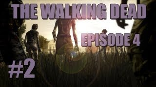 Pelataan The Walking Dead Episode 4 - Around Every Corner p2