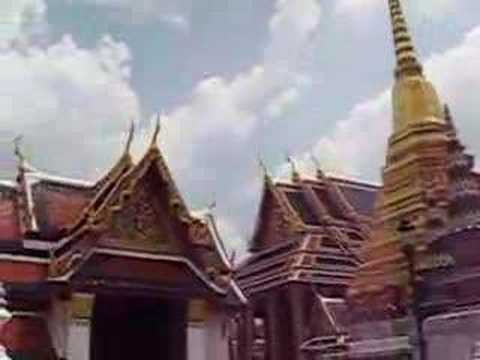 Wat Phra Kaew & The Obnoxious Tour Guide