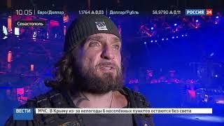 Байк-шоу в Севастополе - 2017
