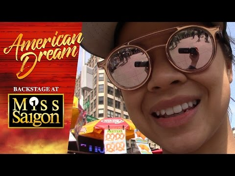 Episode 6: American Dream: Backstage at MISS SAIGON with Eva Noblezada