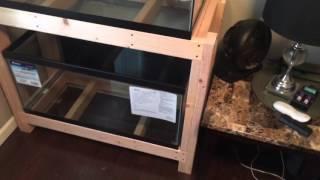 aquarium stands 40 gallon breeder - Woodworking Challenge