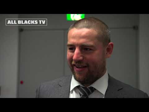 Player Reaction: All Blacks Vs Ireland Quarterfinal