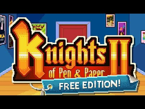 Knights of the pen and paper II |