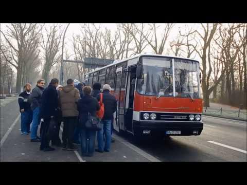 IKARUS 250 59 Fahrt nach Dresden