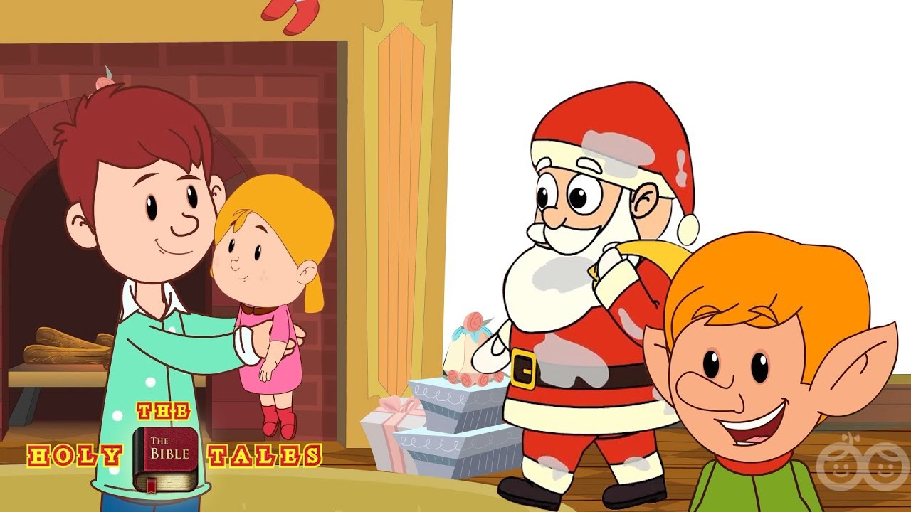 Christmas Stories Popular Holiday Tales Bible Story For Children