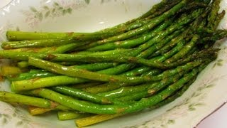 Betty's Roasted Asparagus