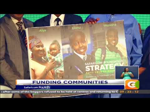 Safaricom Foundation to invest Ksh. 500 million in health and education