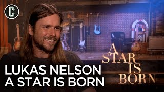 A Star Is Born's Lukas Nelson on Writing Songs with Bradley Cooper