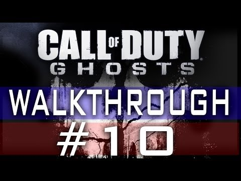 CoD Ghosts Walkthrough Part 10 - Clockwork...