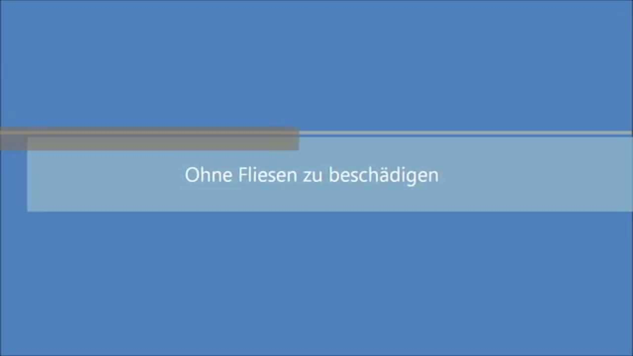 Badewannenaustausch Ohne Fliesenschaden Youtube