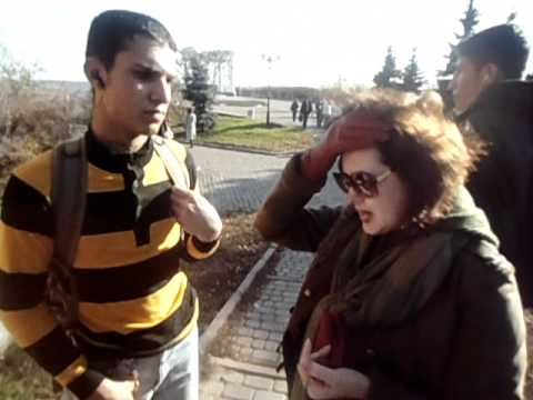 tour of poltava with friends