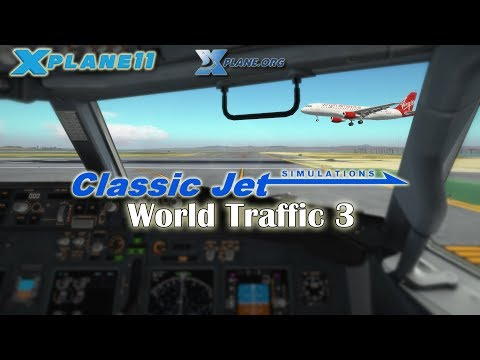 WT3 review and tutorial - World Traffic - X-Plane Org Forum