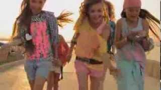 Open kids под песню Людмилы из сериала Виолетта