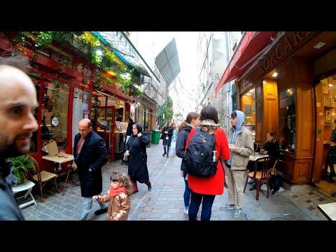⁴ᴷ Paris Walking Tour 🇫🇷 Back Streets And Shopping Streets Of Le Marais, France 4K