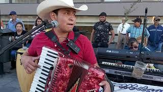 Pedrito Garcia le pone sabor ala tarde con Musical Milagro o...