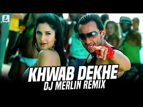 Khwab Dekhe (Remix) | DJ Merlin | Race | Saif Ali Khan & Katrina Kaif