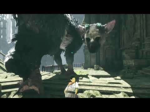 The Last Guardian | Trico y sus trucos | cap4