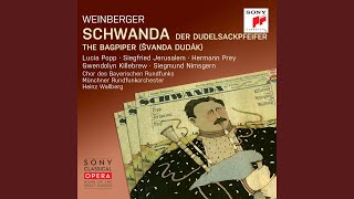 Schwanda The Bagpiper Act I Scene 3 Dorota Weine Nicht