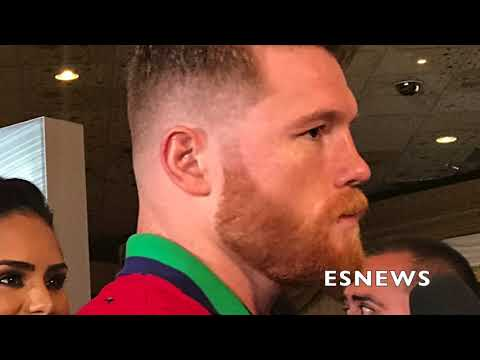 Canelo Alvarez To Be Honored At WBA Convention In Columbia EsNews Boxing