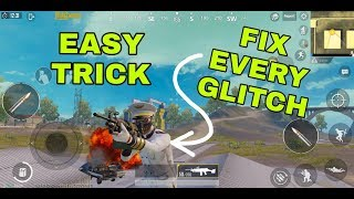 FIX EVERY GLITCH WITH THIS BUTTON | PUBG MOBILE