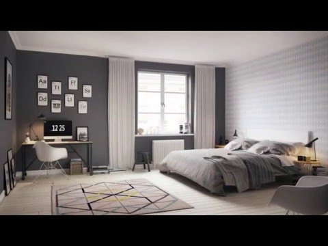 amazing scandinavian bedroom design ideas | Incredible Scandinavian Design Bedrooms Ideas - YouTube