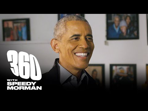 The Barack Obama Interview | 360 With Speedy Morman