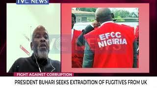President Buhari seeks extradition of fugitives from UK