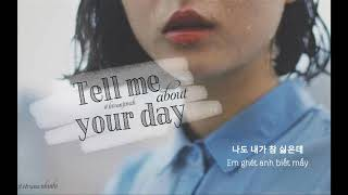 [Vietsub] Tell me about your day - Kwon Jin Ah
