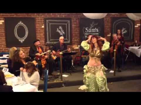 Yasemin Yildiz performance with Light Rain