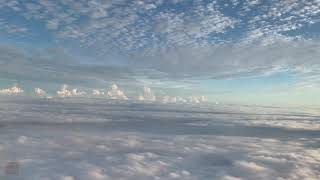 30,000 ft Ascent into Cirrocumulus