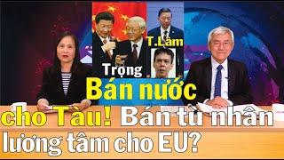 """28/11: VC """"buôn người"""", dùng PC Dũng để mặc cả với EU. Bầu cử ở H.Kông. Gián điệp TC xin tị nạn ở Úc"""