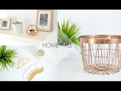H&M Home Decor Haul