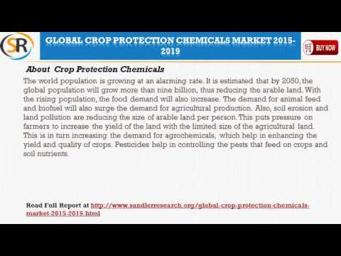 Global Crop Protection Chemicals Market 2015 2019
