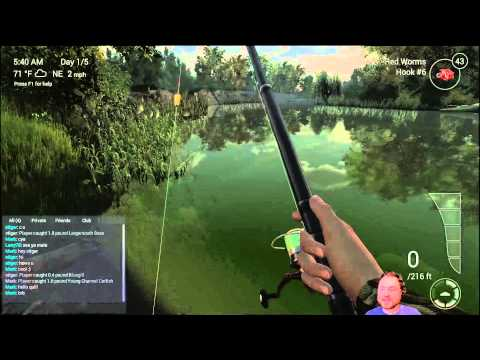 Let's Try: Fishing Planet! - YouTube