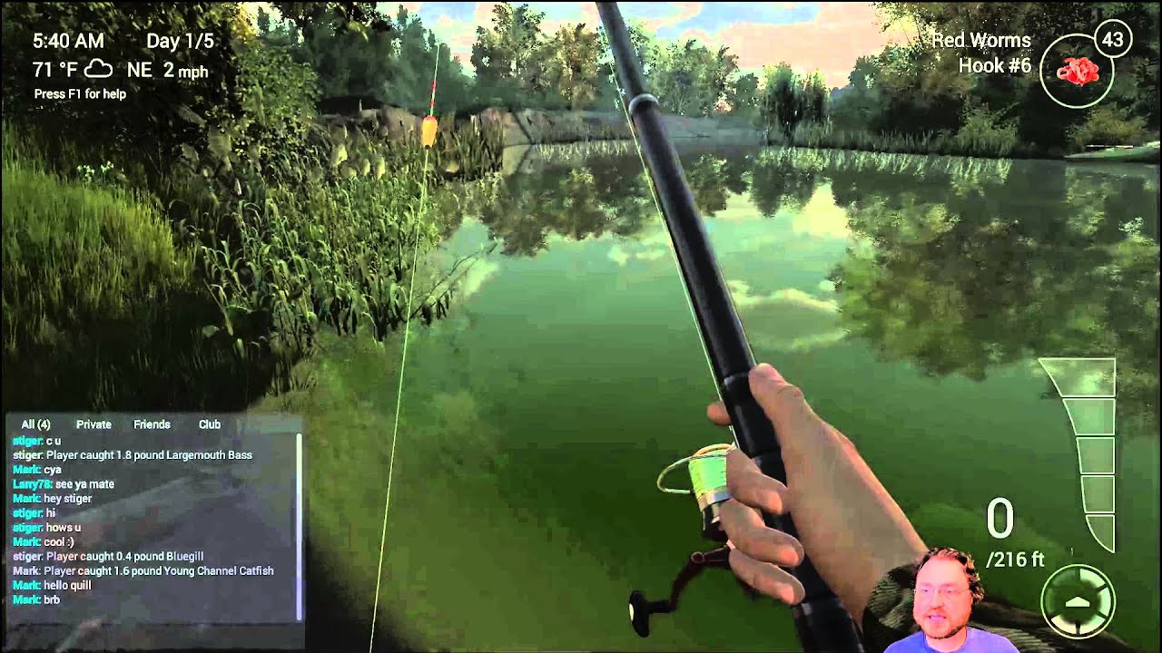Let's Try: Fishing Planet!