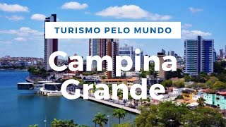 10 pontos turisticos mais visitados de Campina Grande