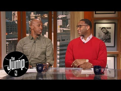 Chauncey Billups and Tracy McGrady tell stories of their best 1-on-1 games ever | The Jump | ESPN