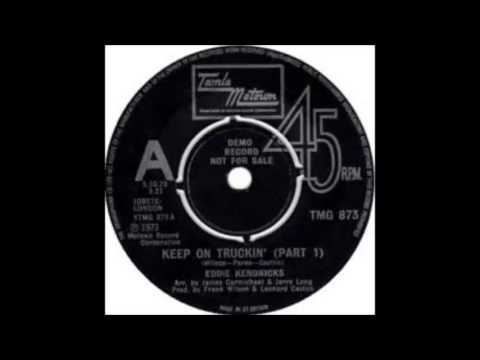 Eddie Kendricks - Keep On Truckin