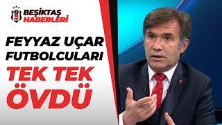 Feyyaz Uçar Beşiktaş'ı Öve Öve Bitiremedi / Beşiktaş 6 - 0 Çaykur Rizespor
