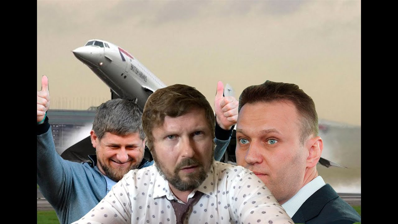Шарий vs. Навальный